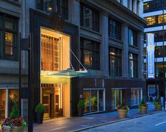Renaissance Cincinnati Downtown Hotel - Цінціннаті - Building