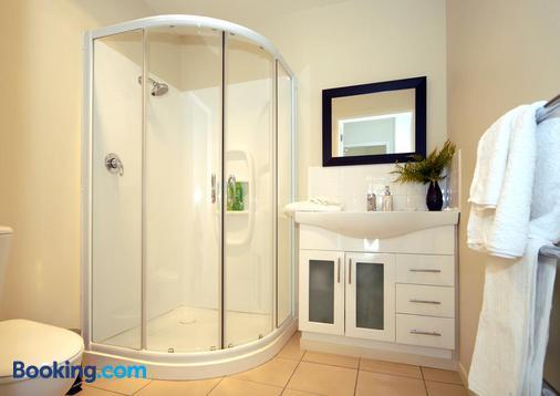 B&b @ The Redwoods - Rotorua - Phòng tắm