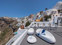 Athina Luxury Suites - Thera - Bygning