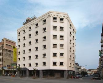 Meci Hotel - Hualien City - Gebäude