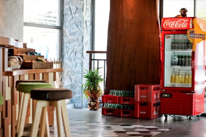 Meci Hotel - Hualien City - Lounge