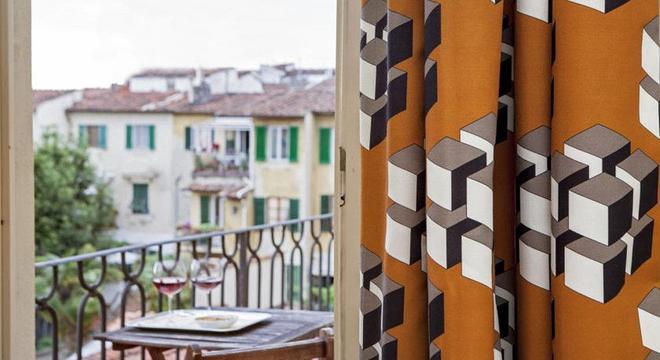 Room Mate Luca - Firenze - Parveke