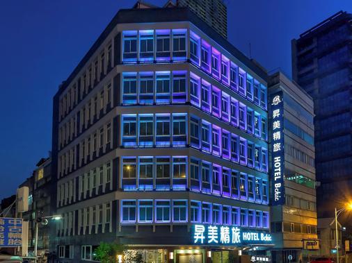 Beauty Hotels Taipei - Hotel Bchic - Taipei - Rakennus