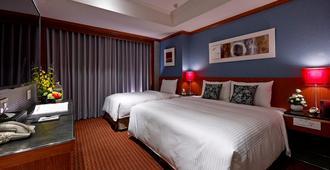 Beauty Hotels Taipei - Hotel Bchic - Taipé - Quarto