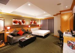 Beauty Hotels Taipei - Hotel Bchic - Taipei - Makuuhuone