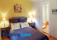 Hotel La Regence - Villefranche-sur-Mer - Bedroom