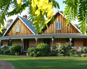 The Carriages - Pokolbin - Building