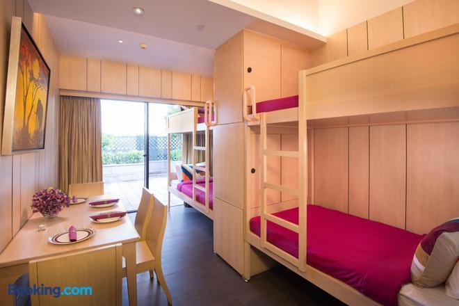 Noah's Ark Hotel & Resort - Hong Kong - Bedroom