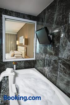 聖路易斯魯澤洛斯酒店 - Sao Luis - 聖路易斯 - 浴室