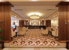 索非亞市中心華美達酒店 - 索菲亞 - 索菲亞 - 大廳
