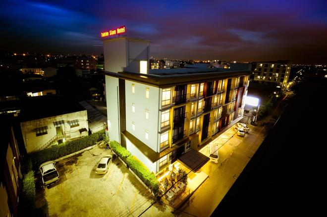 Tubtim Siam Suvarnabhumi Hotel - Bangkok - Edificio