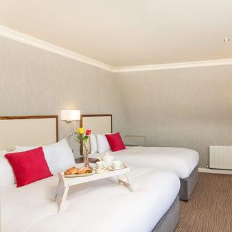 Eyre Square Hotel - Galway - Makuuhuone
