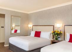 Eyre Square Hotel - Galway - Sypialnia