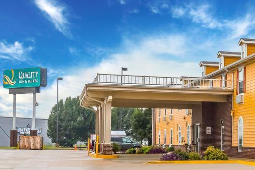 品質旅館及套房酒店 - 斯普林菲爾德 - 斯普林菲爾德 - 建築