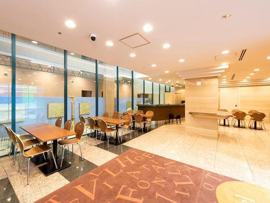 Hotel Villa Fontaine Tokyo-Nihombashi Hakozaki - Τόκιο - Εστιατόριο