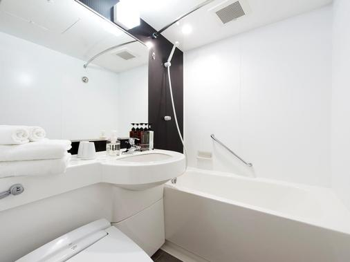Hotel Villa Fontaine Tokyo-Nihombashi Hakozaki - Τόκιο - Μπάνιο
