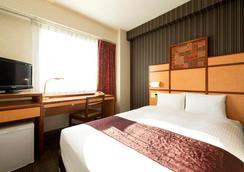 Hotel Villa Fontaine Tokyo-Nihombashi Hakozaki - Τόκιο - Κρεβατοκάμαρα