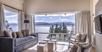 Aguila Mora Suites & Spa - San Carlos de Bariloche - Living room