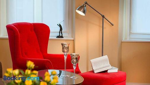 Hotel Moseltor - Traben-Trarbach - Living room