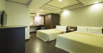 Chief Hotel - Hsinchu City - Bedroom