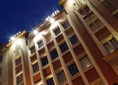 Hotel Alcomar - Gijón - Κτίριο