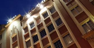 Hotel Alcomar - Gijón - Bâtiment