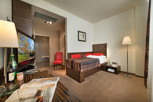 Ea Hotel Crystal Palace - Prag - Schlafzimmer