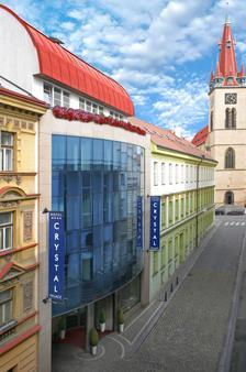 Ea Hotel Crystal Palace - Prag - Außenansicht