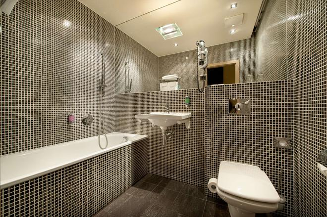 Ea Hotel Crystal Palace - Prague - Bathroom