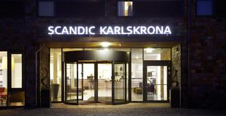 Scandic Karlskrona - Karlskrona - Edificio