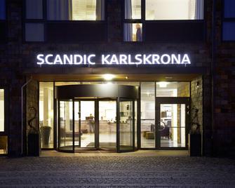 Scandic Karlskrona - Karlskrona - Building