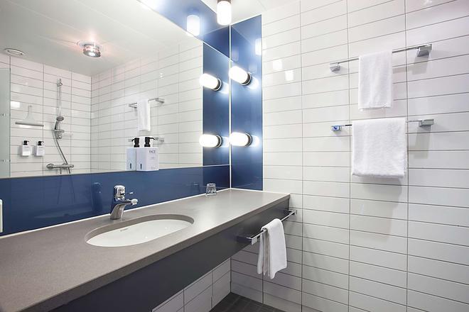 Scandic Karlskrona - Karlskrona - Bathroom