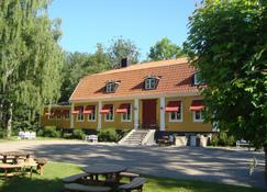 Stiftsgården Södra Hoka - Asarum - Building