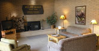The Willard Munger Inn - Duluth - Sala de estar