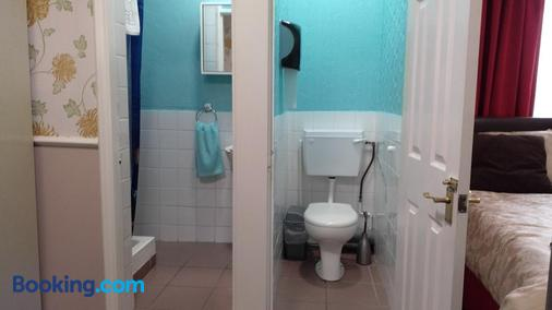 Bianca Guesthouse - Blackpool - Phòng tắm