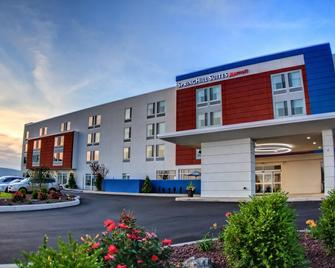 SpringHill Suites by Marriott Scranton Wilkes-Barre - Moosic - Building