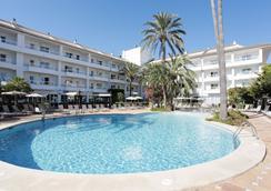 Grupotel Alcudia Suite - Khu nghỉ mát Can Picafort - Bể bơi