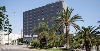 瓦倫西亞巴瑟羅酒店 - 瓦倫西亞 - 巴倫西亞 - 建築