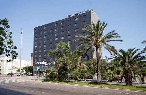 瓦倫西亞巴瑟羅酒店 - 瓦倫西亞 - 瓦倫西亞 - 建築