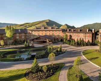 Sun Valley Resort - Sun Valley - Edificio