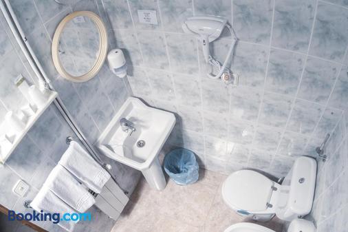 Hostal La Rosa - Cáceres - Bathroom