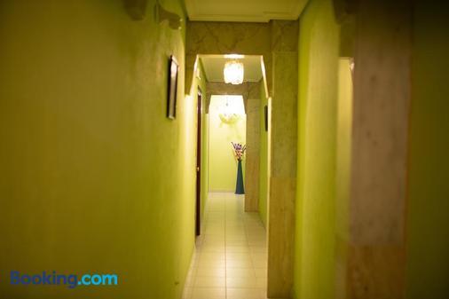 Hostal La Rosa - Cáceres - Hallway