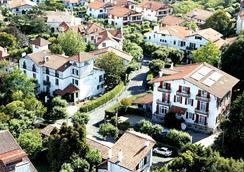 Hotel Les Goelands - Saint-Jean-de-Luz - Θέα στην ύπαιθρο
