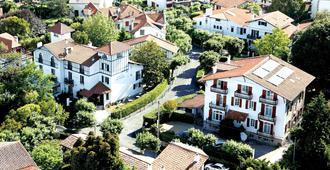 Hotel Les Goelands - Saint-Jean-de-Luz - Näkymät ulkona