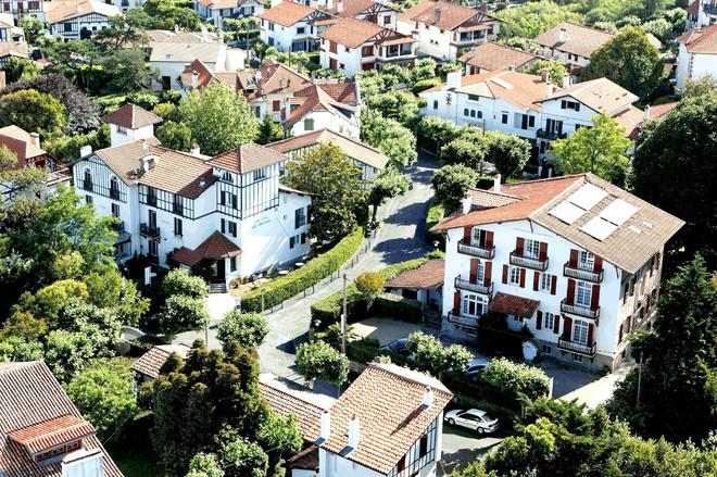 Hotel Les Goelands - Saint-Jean-de-Luz - Outdoor view