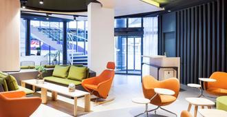 Novotel Tours Centre Gare - Tours - Lounge