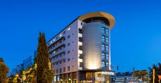 Novotel Tours Centre Gare - Tours - Edificio