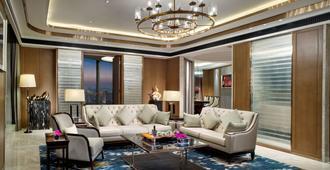 長沙凱賓斯基酒店 - 長沙 - 客廳