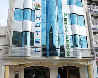 Hotel Perla Verde - Esmeraldas - Edificio