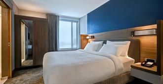 SpringHill Suites by Marriott Albuquerque University Area - Albuquerque - Bedroom
